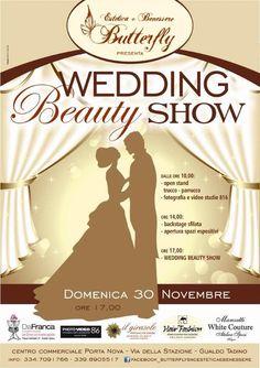 Wedding beauty show Gualdo Tadino PG