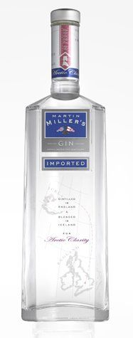 Martin Miller's Gin from Iceland~