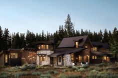 tahoe-architectural-exterior-sunset