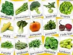Natuurlijk Gezond en Mooi: Groente- en fruitkalender augustus