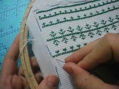 تعلم أساسيات الطرز الفاسي ( الجزئ الثاني ) Crochet, Cross Stitch Patterns, Needlework, Embroidery, Mantel, Countries, Places, Cross Stitch, Needlepoint