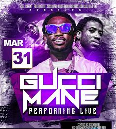 @Regrann from @cashtheceo_1 -  NEXT FRIDAY NIGHT GUCCI MANE @laflare1017  WILL PERFORMING LIVE AT CLUB COMPOUND IN FLORENCE SC THIS EVENT WILL REACH CAPACITY SO GET YOUR TICKETS NOW FOR TICKETS SECTIONS  AND BOTTLESERVICE CALL 803 269 9217 OR 908 6305 OR GO TO THE LINK ON THE FLYER ....THIS EVENT IS POWERED BY #MASTERMINSRECORD #CLUBCOMPOUND  #FULLTIMEENT #ASHCASH #BIGDENT  MORE ARTIST WILL BE ADDED ON MONDAY SO SPREAD IT LIKE BAD NEWS #MMV #BIGLIFE - #regrann