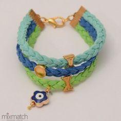 Joy Cord Bracelets, Spring Summer 2015, Crochet Necklace, Joy, Jewelry, Fashion, Moda, Jewlery, Jewerly