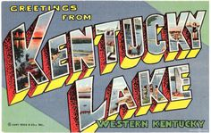 Lots of fun Kimes get togethers on Boatwright Trail, the lake, & at local flea markets
