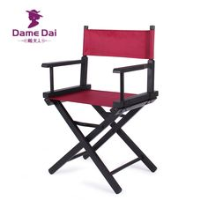 Find More Beach Chairs Information About Wooden Foldable Directors Chair Canvas Seat And Back Outdoor Furniture
