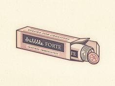 Dribbble Forte ... by Arno Kathollnig