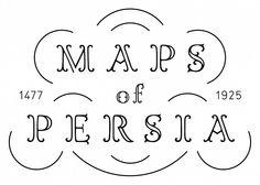 16 December 2014 MAPS OF PERSIA LOGO
