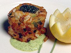 Lobster and Crab Cakes from FoodNetwork.com