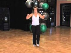 Walk Away the Pounds with Leslie Sansone: 5 minute calorie burning walk. This very short workout has great benefits, and it's pretty easy to find time to do it. I'm sure we all waste at least 5 minutes each day:-)