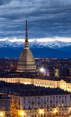 Mole Antonelliana - Turin, Piedmont, Italy ©Francesco Riccardo Iacomino | 500px.com | #Torino #Piemonte #Italia #Piemont #Italien