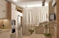 дизайн кухни с лоджией - Поиск в Google