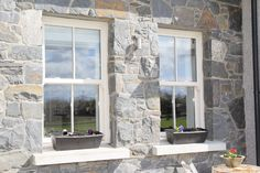 While our vertical sliding sash may have been designed to perfectly complement period properties and are perfectly suited for replacement of drafty timber windows in conservation areas Upvc Sash Windows, Aluminium Windows And Doors, Timber Windows, Window Ledge, Window Frames, Window Ideas, Cottage Windows, House Windows, House Outside Design