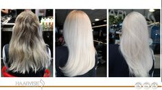 Made by Haarvisie. Bond, Top Stylist, Platinum Blonde, Latest Fashion Trends, Blonde Hair, Hair Care, Stylists, Long Hair Styles, Beauty
