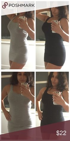 Bodycon Dresses So hot!  available in gray or black, both size medium. Never used, no tags. Forever 21 Dresses Mini