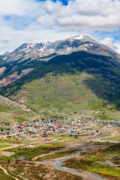 Silverton | Colorado. Our favorite place on earth, and where we would love to live in retirement!!