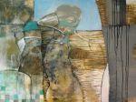 Pawel Kin (acrylic on canvas)