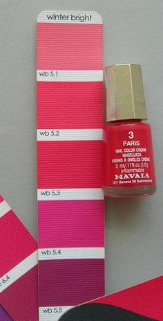Mavala - 'Paris'. Aún no lo has probado? http://www.parafarmaciasarasketa.com/cuidado-de-las-manos-y-unas/1921-mavala-laca-de-unas-n-306-cuzco-5ml.html