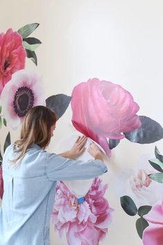 Mixed Pink Garden Flowers