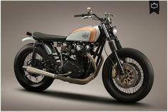 "DoluMoto: Yamaha '76 XS 650 ""#01"" by La Corona Motorcycles"