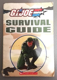 I Joe Survival Guide. First Printing May Hasbro USA in the Other Collectable Toys category was listed for on 4 Sep at by TomHarvey in Vereeniging R80, Kinds Of Music, Survival Guide, Gi Joe, Book Collection, Listening To Music, Vintage Toys, Books, Prints