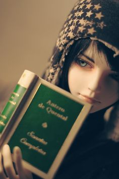 The one behind the book by *chibi-lilie on deviantART