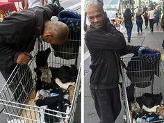 [INSPIRADOR] Reciclador que vendió su carroza para cuidar sus animales, reencuentra su familia luego de 15 años
