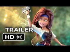 Pirate Fairy trailer