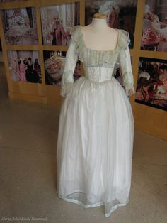 Dress by Milena Canonero for Marie Antoinette (2006).