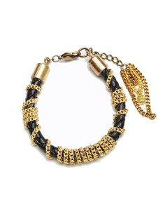 Luna Black Bracelet