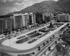 Plaza Altamira, Caracas, circa 1950