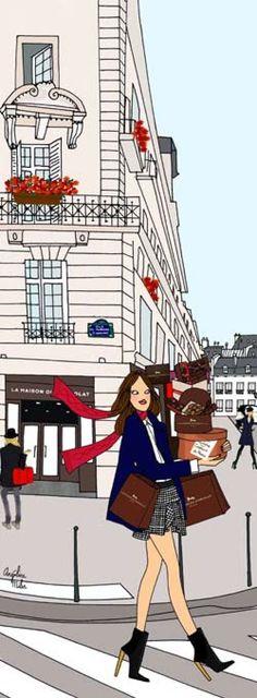 Rendez-vous dans la meilleure chocolaterie de PARIS et rencontrez de talentueux Créateurs de rêve... http://www.doitinparis.com/fr/art-de-vivre/adresse-art/rv-dans-la-meilleure-chocolaterie-de-paris-18646