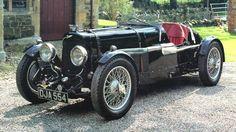 1934 Aston Martin Ulster Lemans