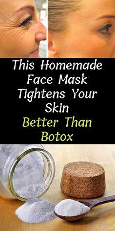 Homemade Facial Mask, Homemade Skin Care, Homemade Masks, Homemade Beauty Tips, Natural Facial, Natural Skin Care, Anti Aging, Wrinkle Remedies, Facial Tips
