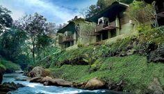 Shangri-la hidden in the jungle of Bali – A retreat away from the world ( at Maya Ubud )