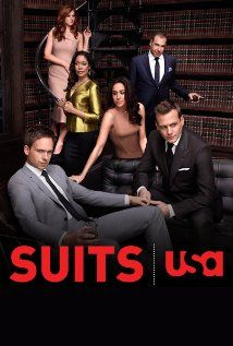Suits (2011) Poster