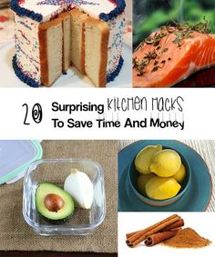20 Surprising Kitchen Hacks To Save Time And Money