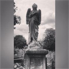 #Angel #KensalGreen #Cemetery
