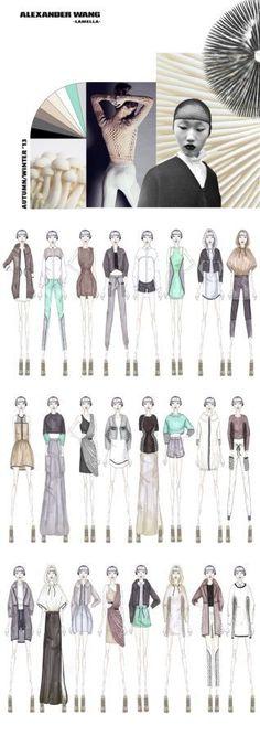 line planner layout design apparel - Google Search