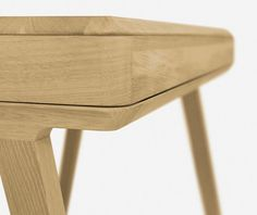 'Fino' secretary desk by Thomas Feichtner for Anrei (AT)