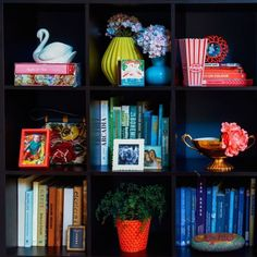 Interior stylist Sophie Robinsons how to style your shelves shelfie