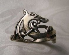Celtic & Viking Jewelry - Custom Made - Handcrafted just for you. Celtic Wedding Bands, Wedding Knot, Viking Jewelry, Viking Rings, Unusual Wedding Rings, Custom Made Engagement Rings, Viking Dragon, Contemporary Jewellery Designers, Dragon Ring