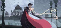 Sailor Moon / Moonlight Romance by nna.deviantart.com on @deviantART