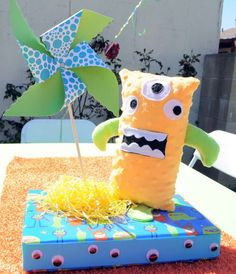 Lil' Monsters Birthday Party Ideas | Photo 38 of 62 | Catch My Party