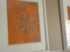 10 + diy Stenciling ideas that are easy for anyone to do. Artwork, pillows, furniture and more. Stencil Diy, Stencils, Trash To Treasure, Dollar Tree Crafts, Love Craft, Painted Furniture, Paint Colors, Burlap, Diy Projects