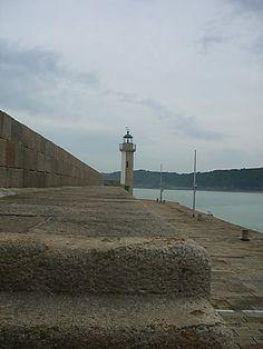 Bretagne, #France - Port de Binic #Light    http://dennisharper.lnf.com/