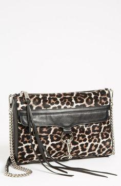 Rebecca Minkoff 'M.A.C. Clutch' Calf Hair Crossbody Bag, Small | Nordstrom