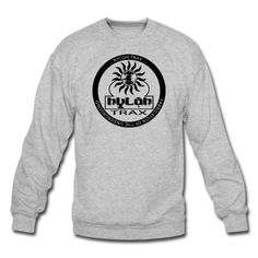 Nylon Trax Record Label is not only diverse but wet with emotion. From Afro-Latin to deep house, Nylon Trax knows no boundaries.color: Grey w/Black Unisex