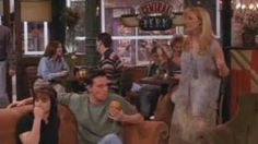 Another example of jokes that went over my head as a kid! Friends - The Muffin Scene, via YouTube.