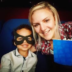 First cinema experience was a success.. well, apart from the protest to us leaving and Leo wanting us to sit in the empty cinema when the film finished  #rawchildhood #firstcinematrip #cinema #zootropolis #film #son #outing #blogger #blog #newblogger #life #family #batman #batmanmask #popcorn #odeon #traffordcentre #kidsviewing  #Regram via @rawchildhood