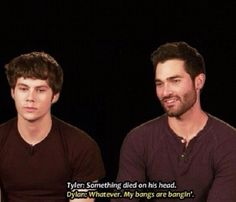 Dylan and Tyler H